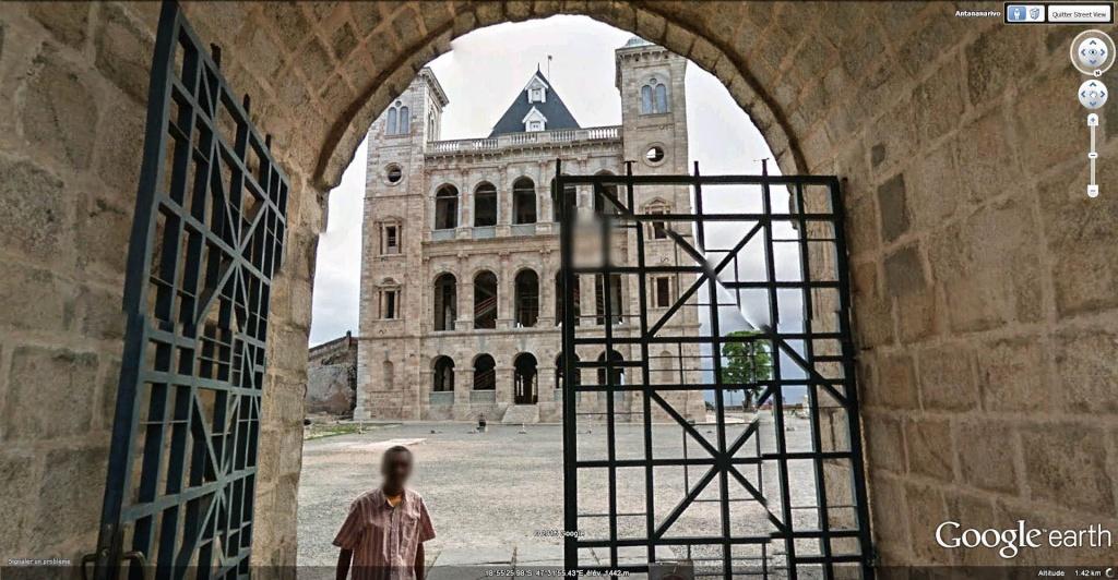 Le Palais de la Reine (Rova Manjakamiadana), Tananarive (Antananarivo) à Madagascar. Rova_011