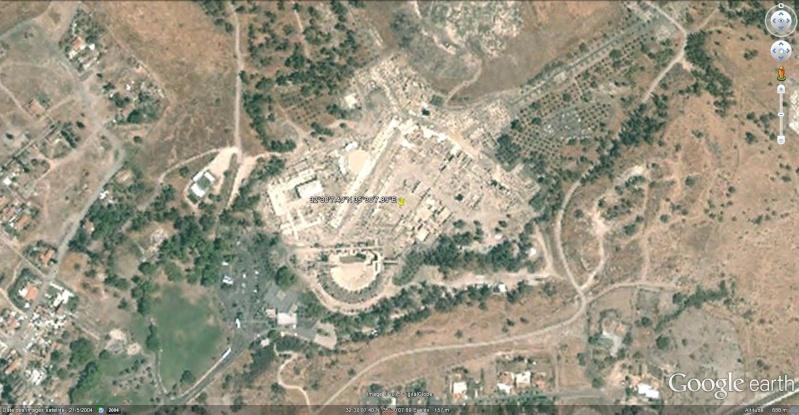 Beït-Shéan (Scythopolis) en Israel. Scytho10