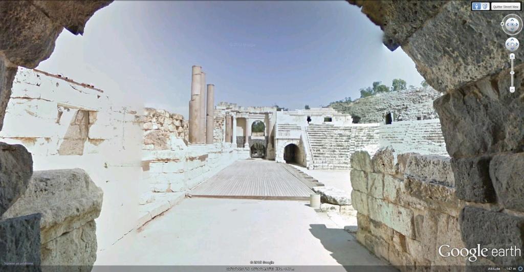 Beït-Shéan (Scythopolis) en Israel. Scytho11