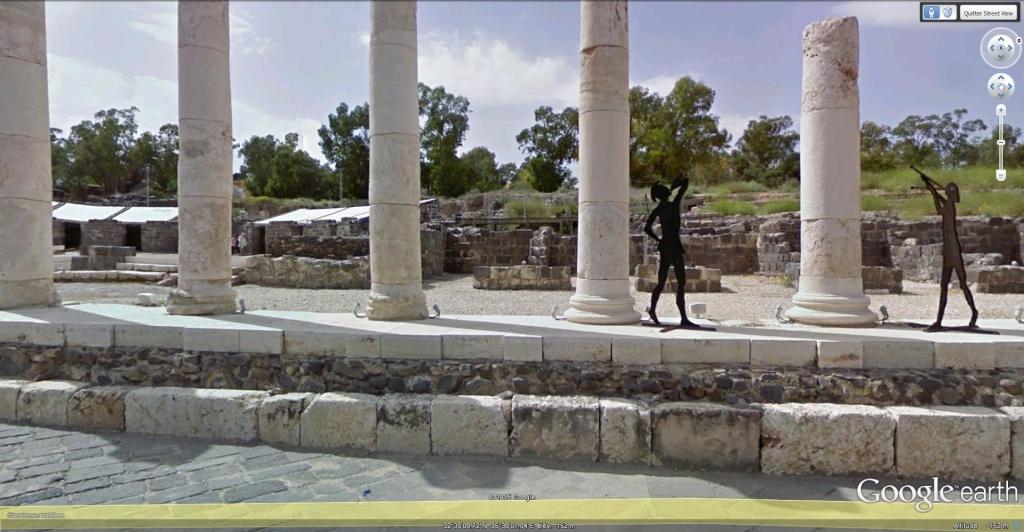 Beït-Shéan (Scythopolis) en Israel. Scytho14