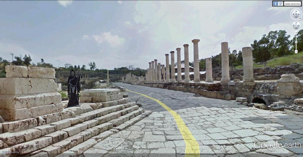 Beït-Shéan (Scythopolis) en Israel. Scytho15