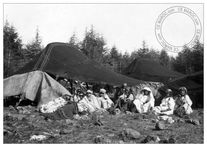 Moussem au Djebel HEBRI AZROU 66c_mo10