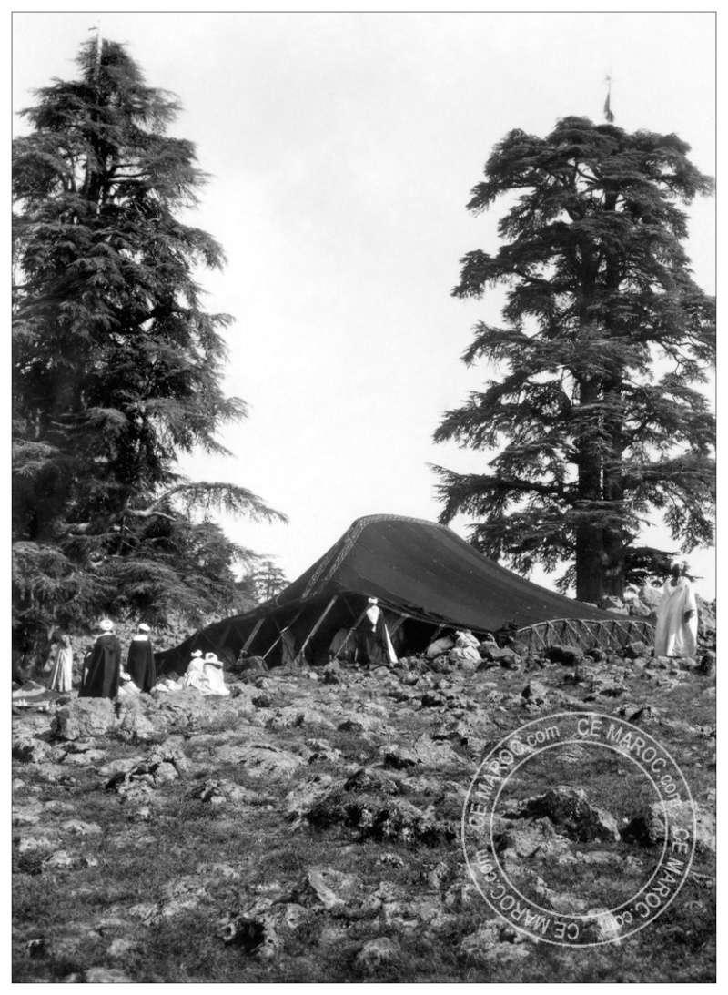 Moussem au Djebel HEBRI AZROU 68c_mo10