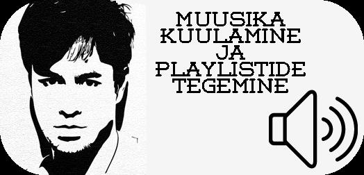 Muusika kuulamine ja playlistide tegemine (in-game) Logo10