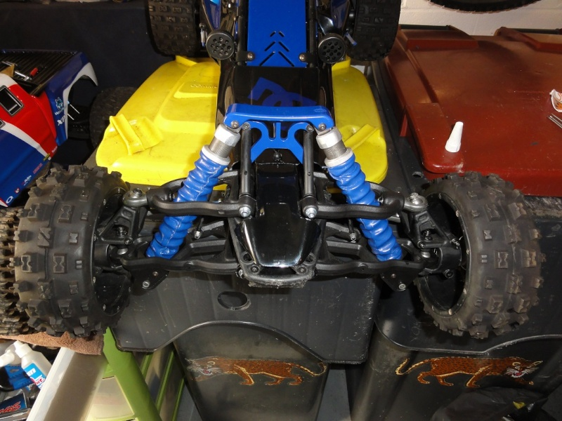 Mon HPI Baja 5B (conversion brushless en cour). - Page 3 Dsc02548