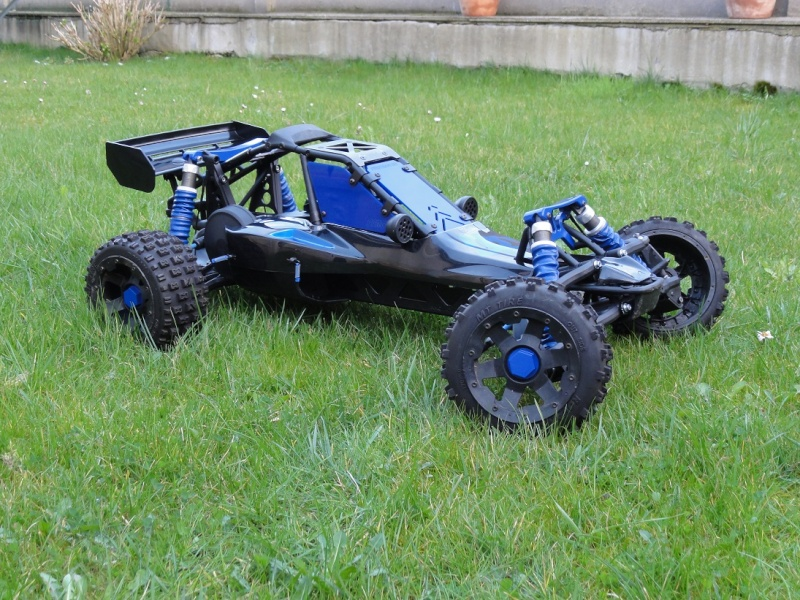 Mon HPI Baja 5B (conversion brushless en cour). - Page 3 Dsc02556