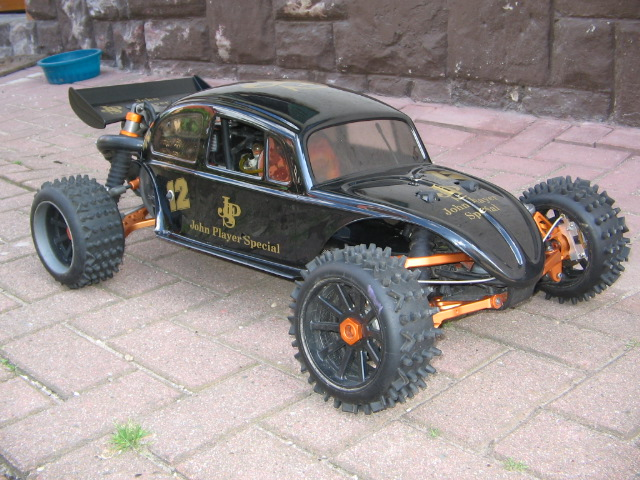 Mon HPI Baja 5B (conversion brushless en cour). - Page 3 Img07010