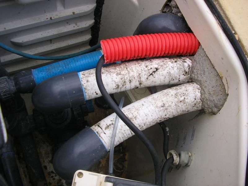 changement filtration escatop en filtration à sable Tuyaux10