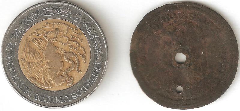 Alguien sabe que tipo de  Moneda es? 00211