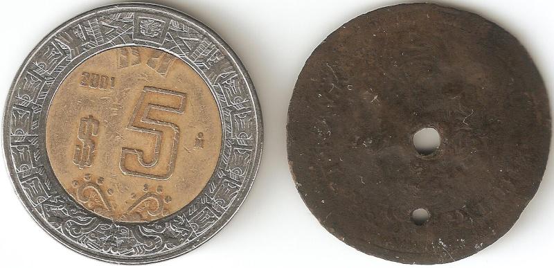 Alguien sabe que tipo de  Moneda es? 00310