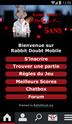 Projet Rabbit Doubt Mobile Accuei10