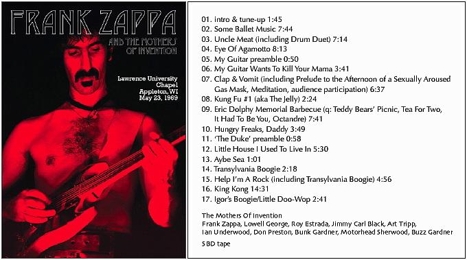 [Rock Progressif] Playlist - Page 8 Fz_19610