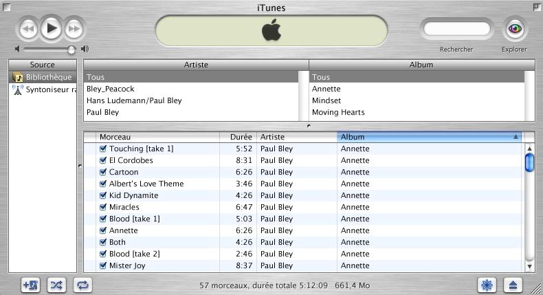 Organisation dans iTunes - Page 6 Itunes11