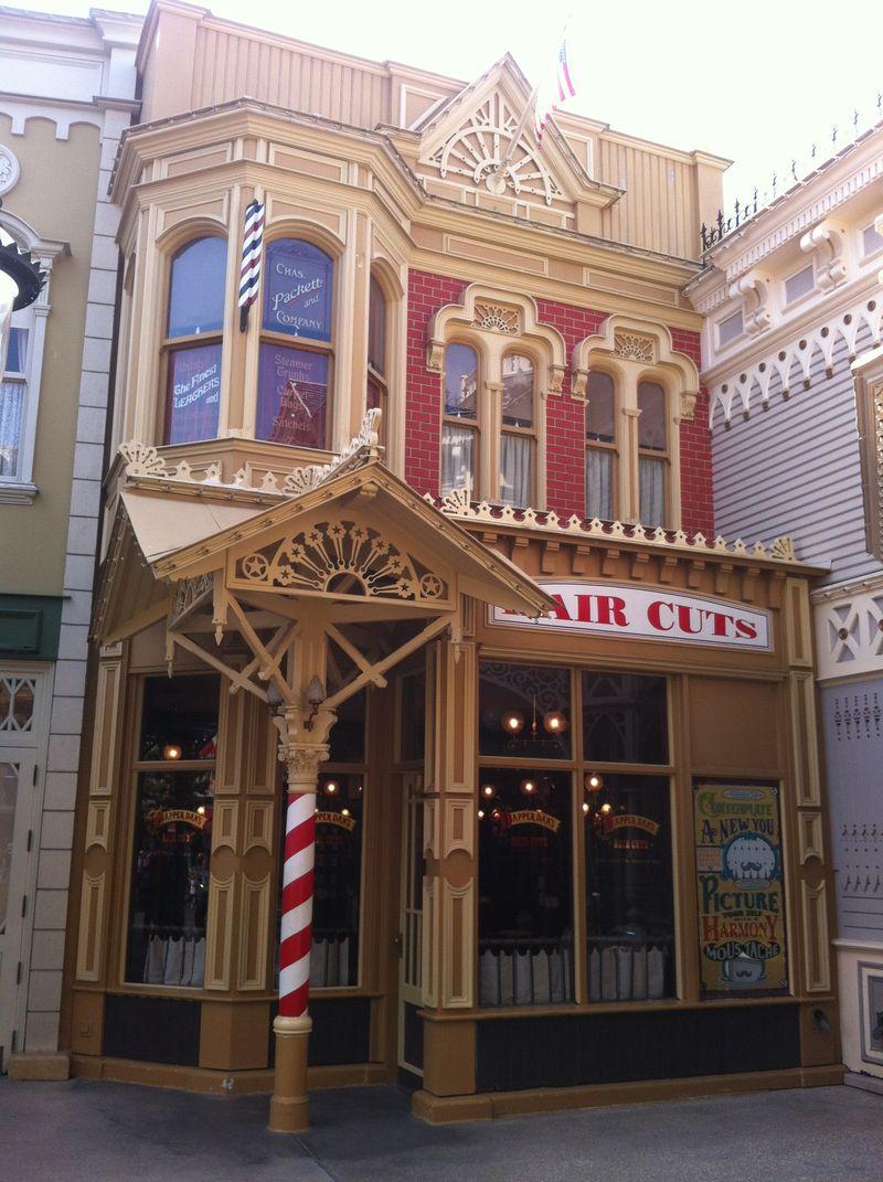 Barbier Disneyland Paris Img_0923