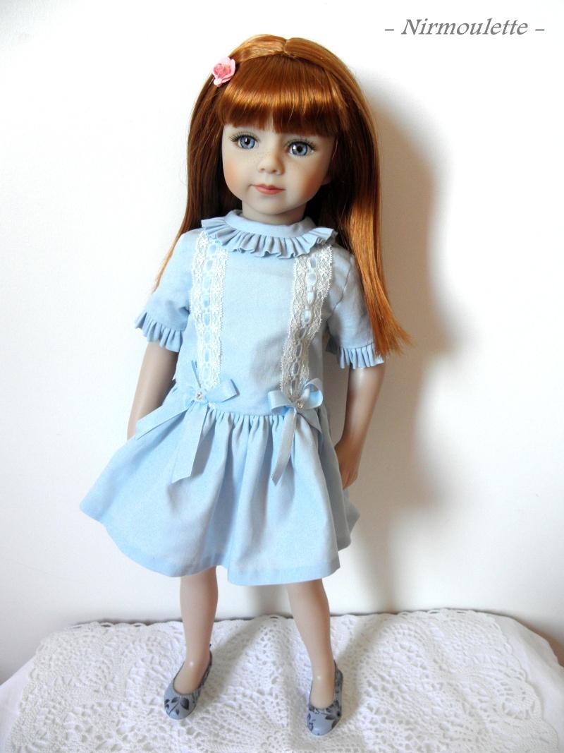 Ma belle Camille avec sa jolie robe ! ( Photo p.3 ) - Page 2 P5270812