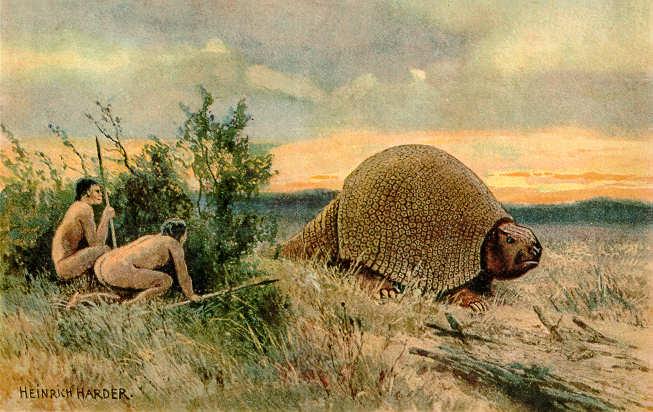 Los animales extintos más impresionantes que han existido Glypto10