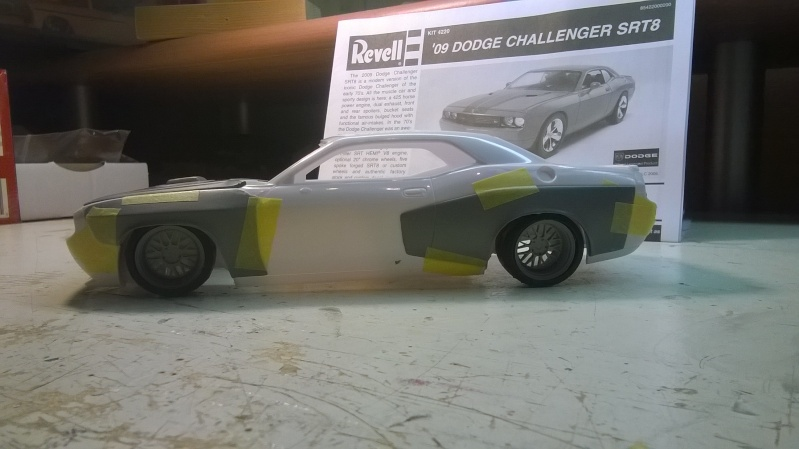 Dodge Challenger CDC transkit C1 models 1_310