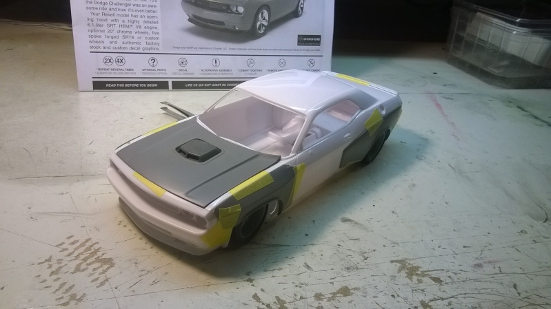 Dodge Challenger CDC transkit C1 models 1_410