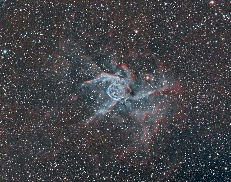 Casque bleu de Thor - NGC 2359 - SHO Thor_s10