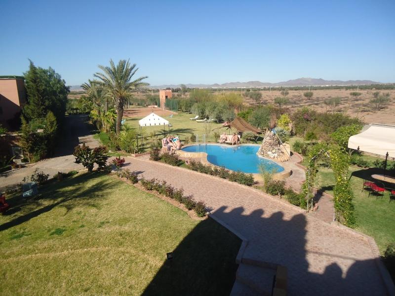 Marokko ganz -  camping à Marrakech (Zone 5): Marokko Ganz :Famille Schatz Dsc00712