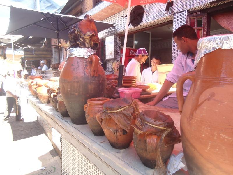 [Le Coin Cuisine] Tanjia de Marrakech Dsc00724