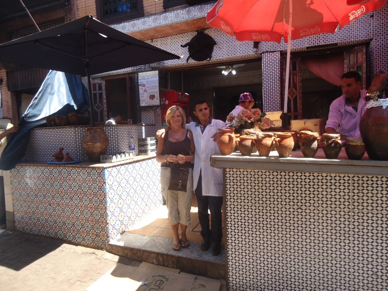[Le Coin Cuisine] Tanjia de Marrakech Dsc00725