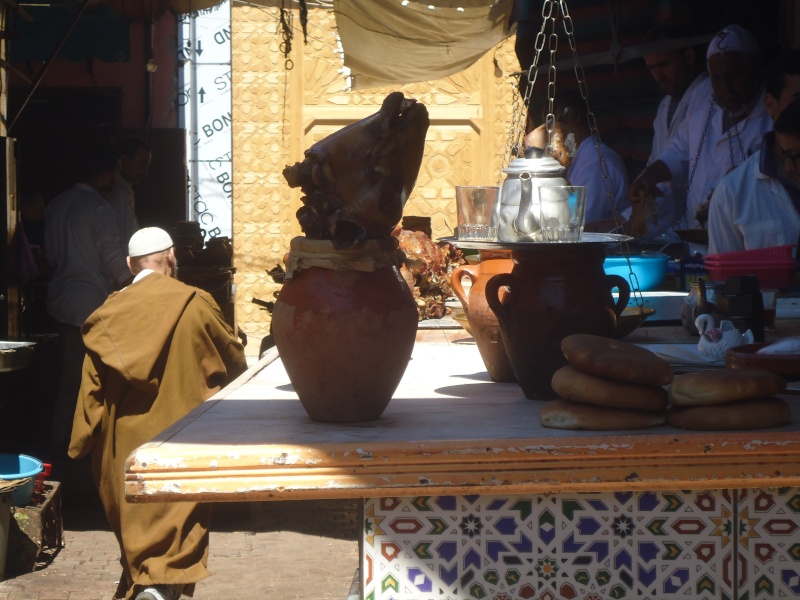 [Le Coin Cuisine] Tanjia de Marrakech Dsc00727