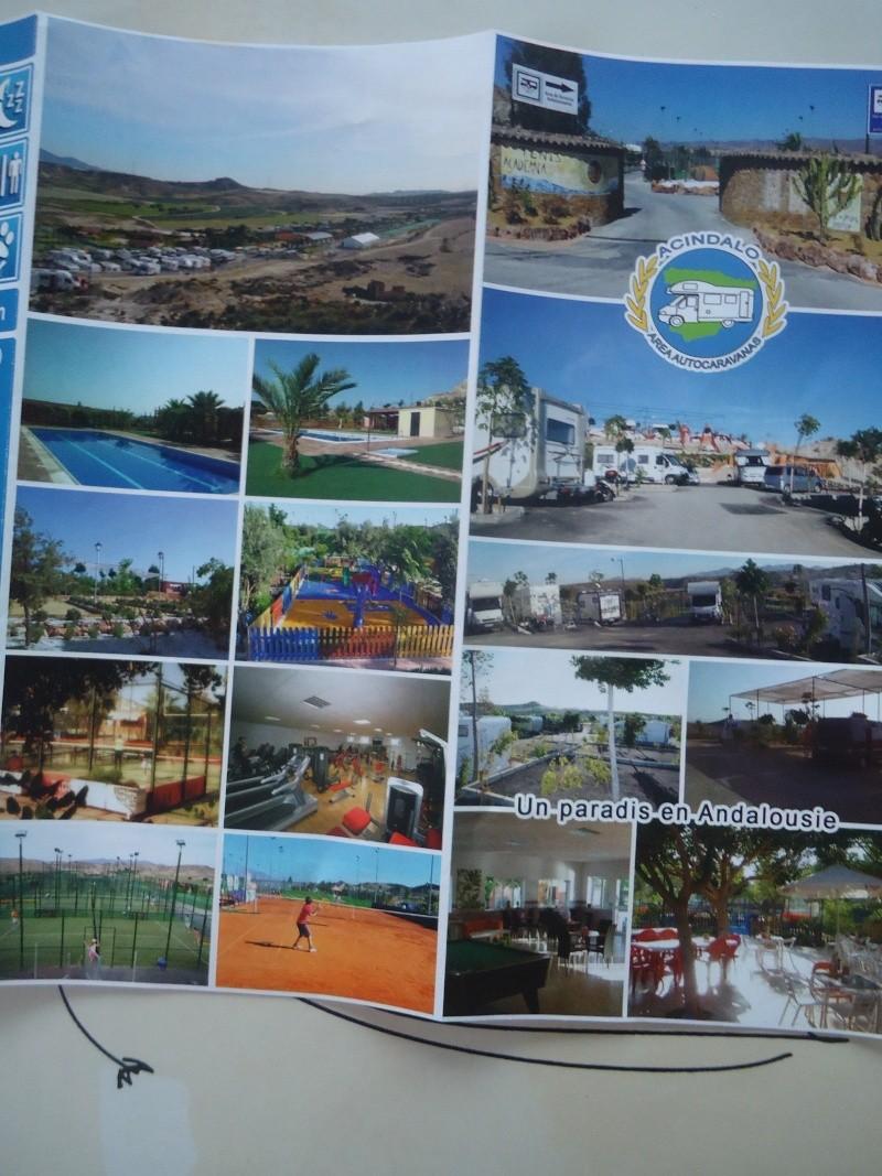 Camping à Vera entre Almeria et Cartagena Dsc00811