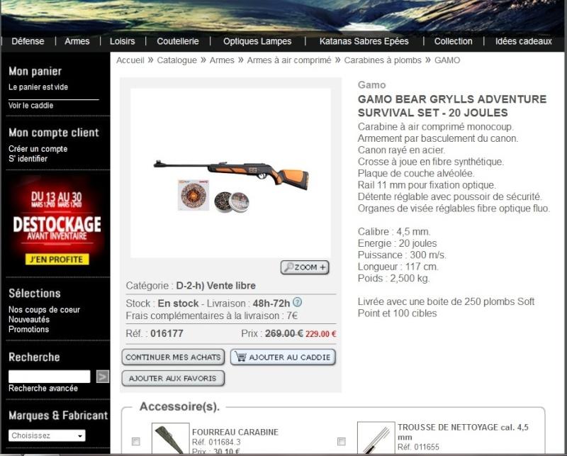 Carabine de surivie Bears Grylls - Page 4 Bear_g10