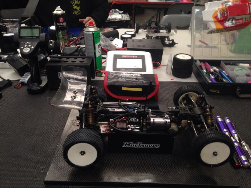 Vente chassis TT kyosho 11076110