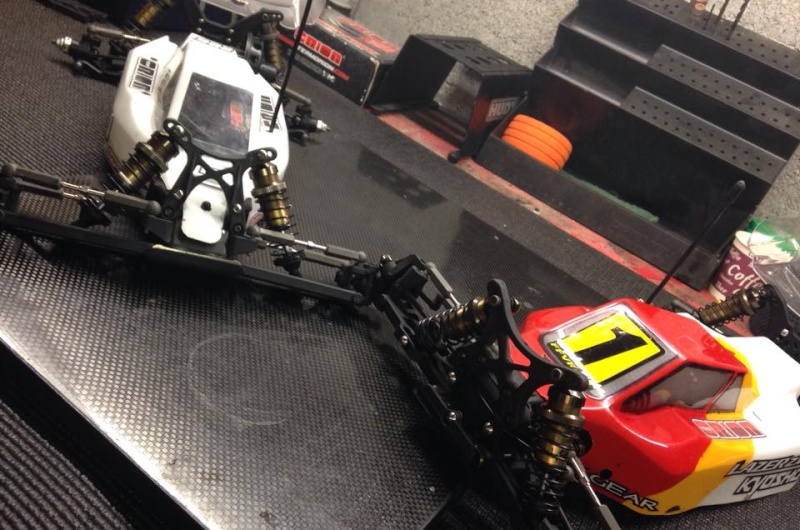 Vente chassis TT kyosho 11083010