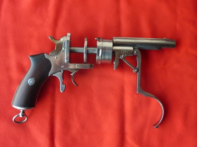 Le revolver GALAND de 1868 en 9 mm Galand14