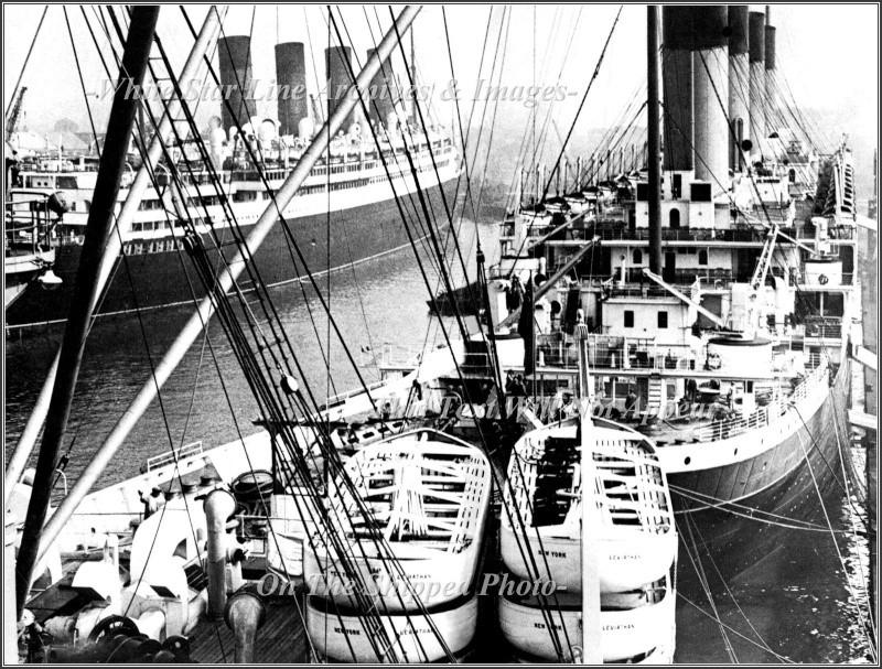 Août 1923 : une course entre l'Olympic et l'USS Leviathan ! _5710