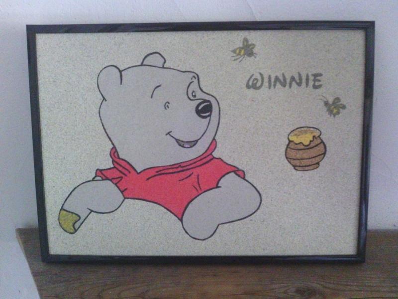 Tableaux en Sable - Thème Disney  10479111