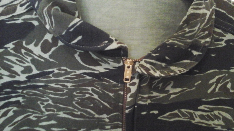 Thai Tigerstripe Camouflage Coverall 20150412