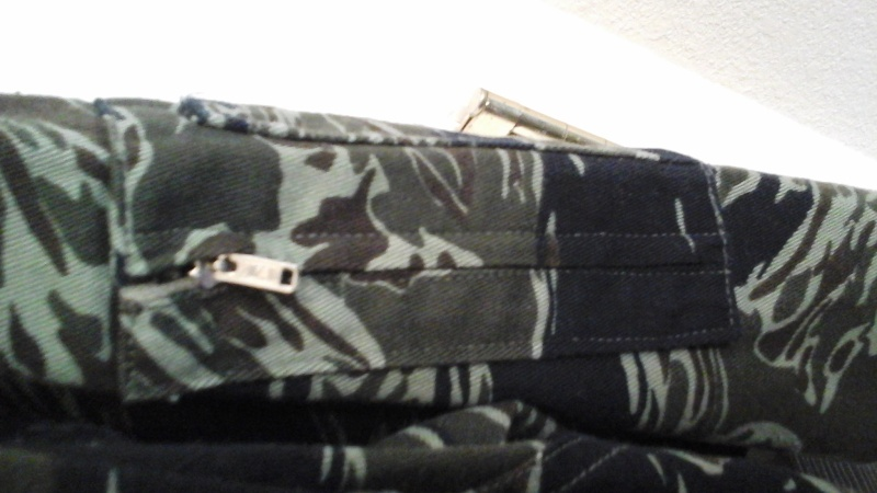 Thai Tigerstripe Camouflage Coverall 20150413