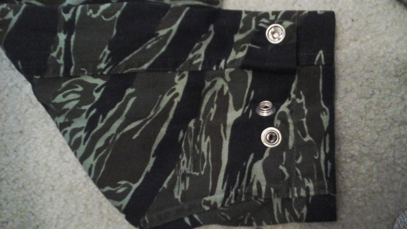 Thai Tigerstripe Camouflage Coverall 20150414