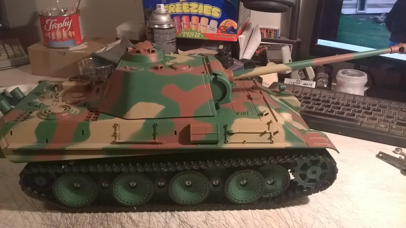 Airbrushler's New Panther G Wp_20115