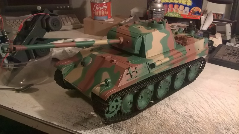Airbrushler's New Panther G Wp_20116
