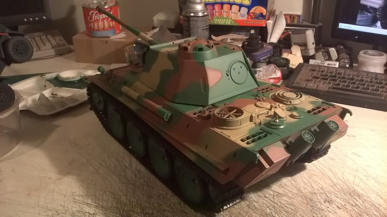 Airbrushler's New Panther G Wp_20117