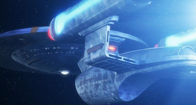 Make it so!: NASA engineers say they successfully tested a real 'warp drive Uss-en10