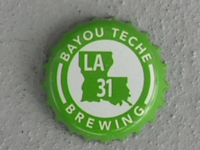 Bayou teche brewing 03513