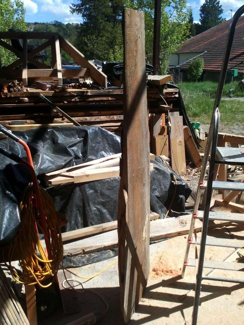 réalisation d'une petite serre en bois Img33810