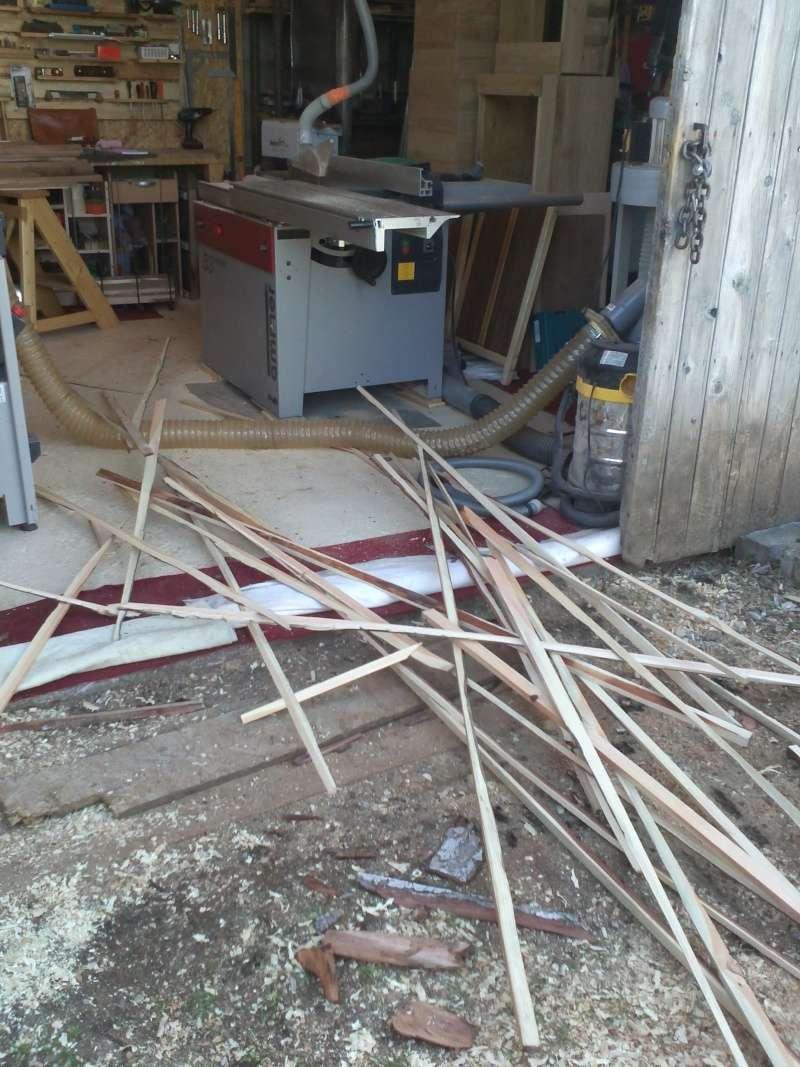 réalisation d'une petite serre en bois Img33911