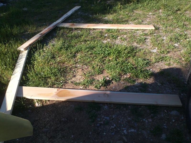 réalisation d'une petite serre en bois Img33913