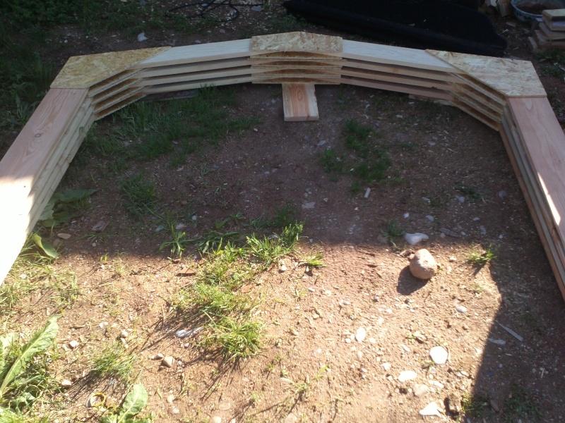réalisation d'une petite serre en bois Img34012