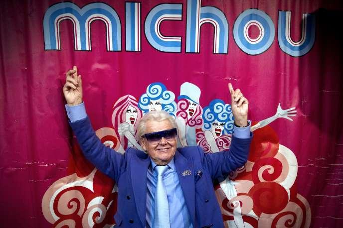 Michou est mort dimanche 26 janvier à l'âge de 88 ans  Bbzldf10