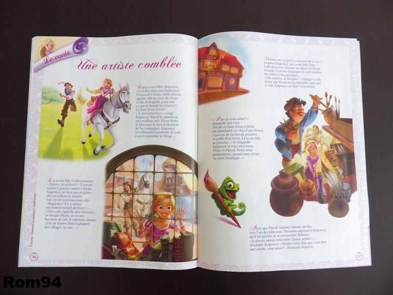 [Magazine] Disney Princesse Magazine France - Page 4 Conte12