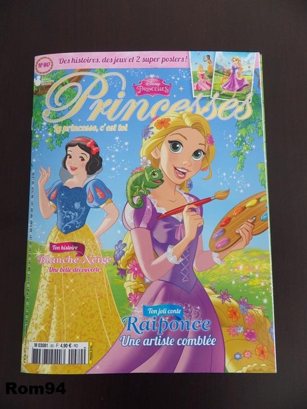 [Magazine] Disney Princesse Magazine France - Page 4 Couver12