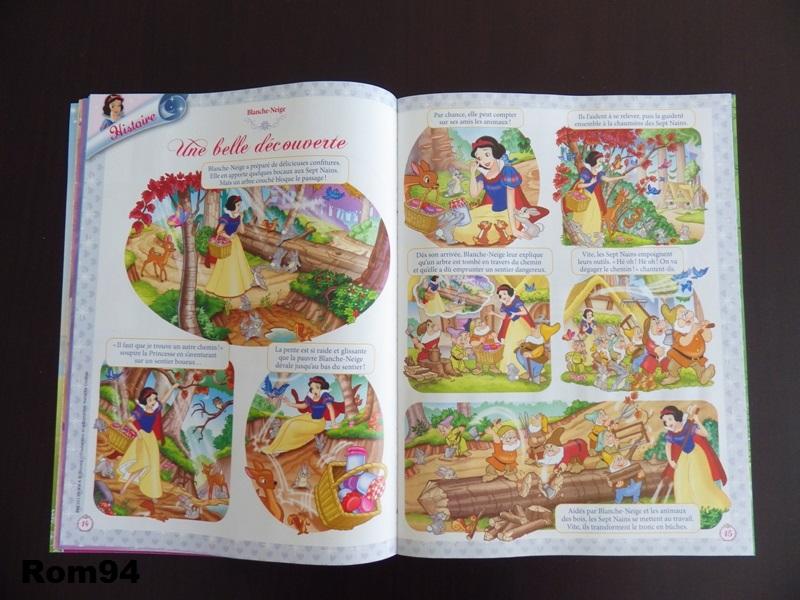 [Magazine] Disney Princesse Magazine France - Page 4 Histoi17